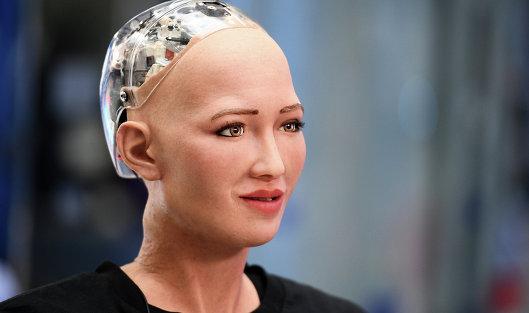 Робот-гуманоид София
